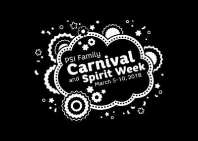 PSI Family Carnival Invite